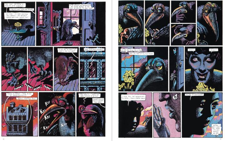 A Magical 1970s French Comic Book Finally Translated Into English