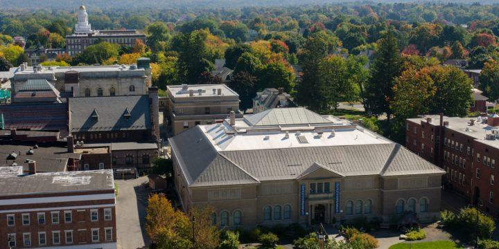 The Berkshire Museum in Pittsfield, Massachusetts (photo by Protophobic, via Wikimedia Commons)