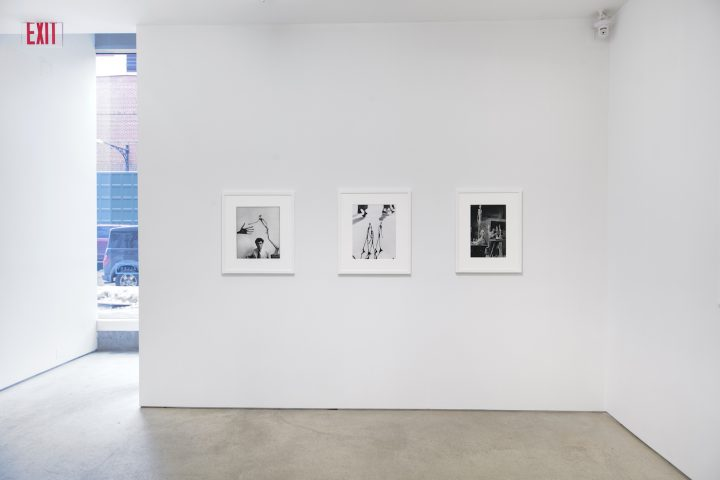 Installation view,Gordon Parks: I Am You | Part 1 atJack Shainman Gallery, 524 West 24th Street(courtesy of Jack Shainman Gallery, New York)