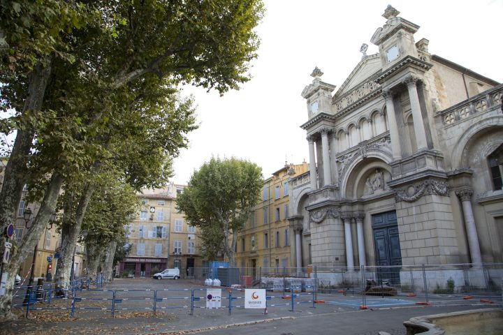 The future site of Aix-en-Provence's Jacqueline and Pablo Picasso Museum (all photos courtesy the city fo Aix-en-Provence)