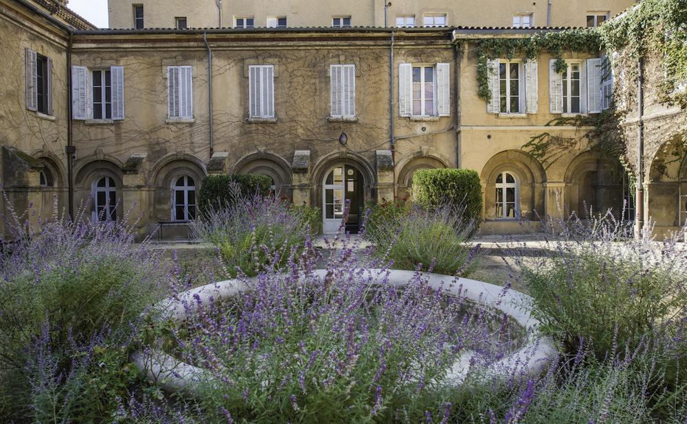 The future site of Aix-en-Provence's Jacqueline and Pablo Picasso Museum