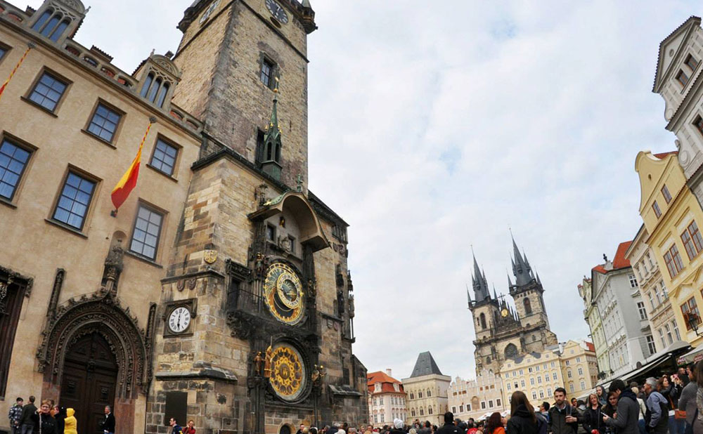 The History Of One Of The Oldest Astronomical Clocks In
