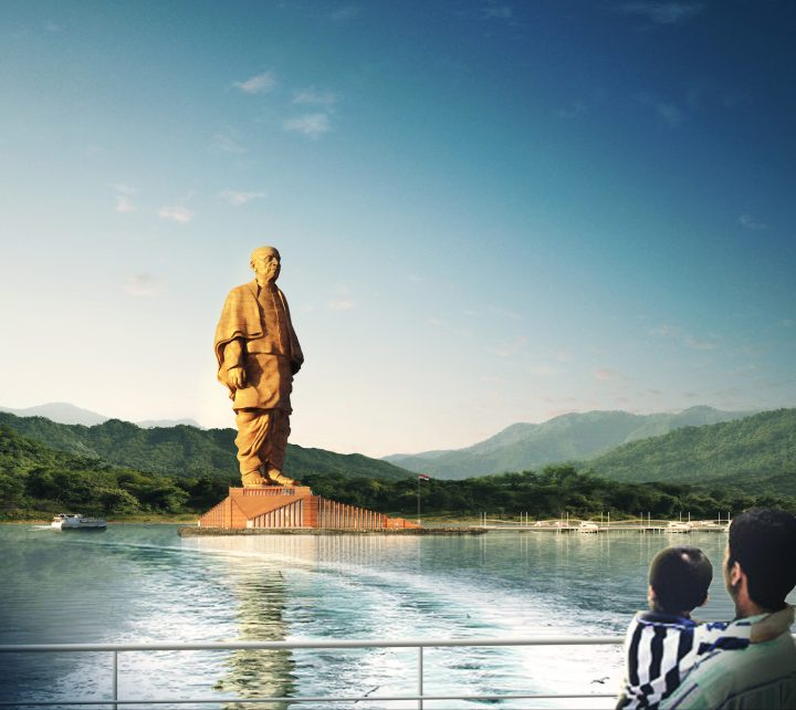 India Is Building The Worlds Tallest Statue-7776