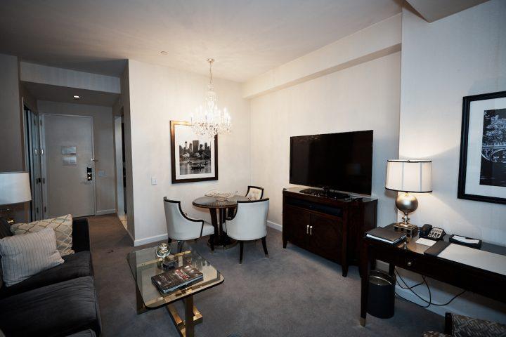The Trump International Hotel & Tower suite before Indecline's intervention (courtesy Indecline)
