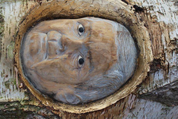 Pawel Althamer's sculpture for Lech Kaczyński (all photos courtesy Mateusz Kowalczy unless indicated otherwise)