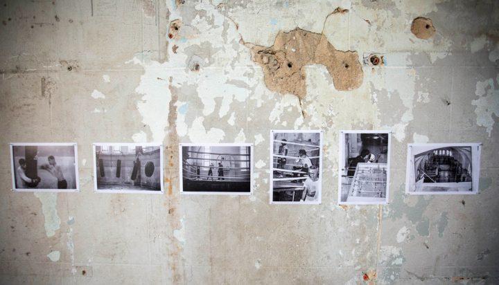 "Ayla Hibiri, ""Untitled"" photographs (2018) (photo by Wassim Griman for the Kamel Lazaar Foundation)"