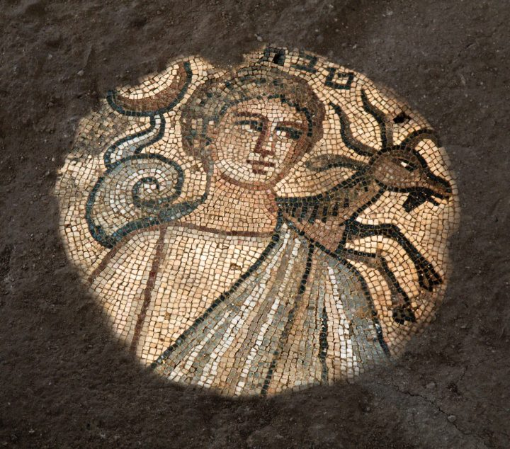 Discovery of Jewish Mosaics in Israel Bring Color to Biblical Accounts
