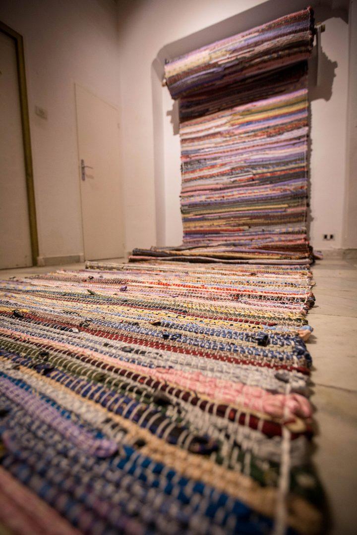 "Fotini Gouseti, ""Kalavryta"" (2012) (photo by Wassim Griman for the Kamel Lazaar Foundation)"