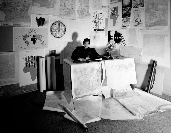 """10th Berlin Biennale, Heba Y. Amini, """"The Master's Tools I"""" (2018) (image courtesy of Heba Y. Amini)"""