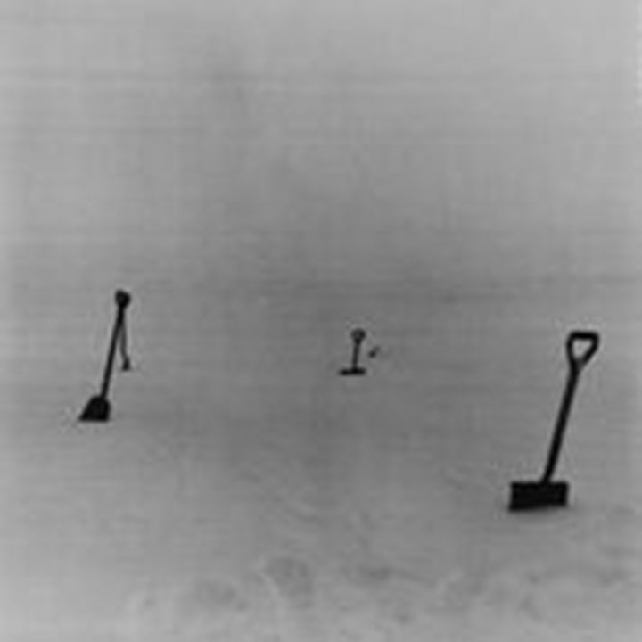 """Ellie Ga, """"Remainder,"""" (2010), gelatin silver print, 17 x 17 inches. Edition: 10 (image courtesy of the artist and Bureau, New York, photograph courtesy the artist and Bureau, New York)"""