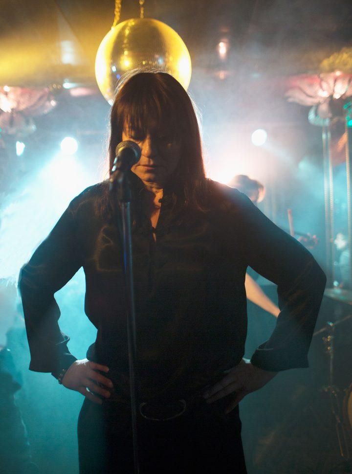 Trine Dyrholm in <em>Nico, 1988</em>, a Magnolia Pictures release
