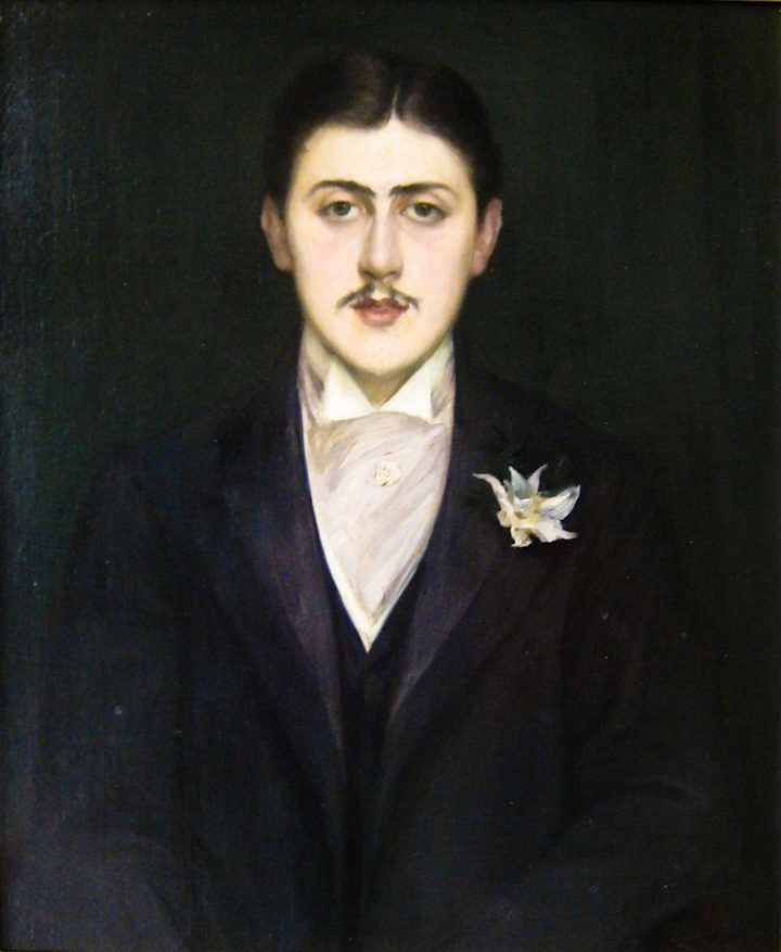 Marcel Proust's Dream of Art