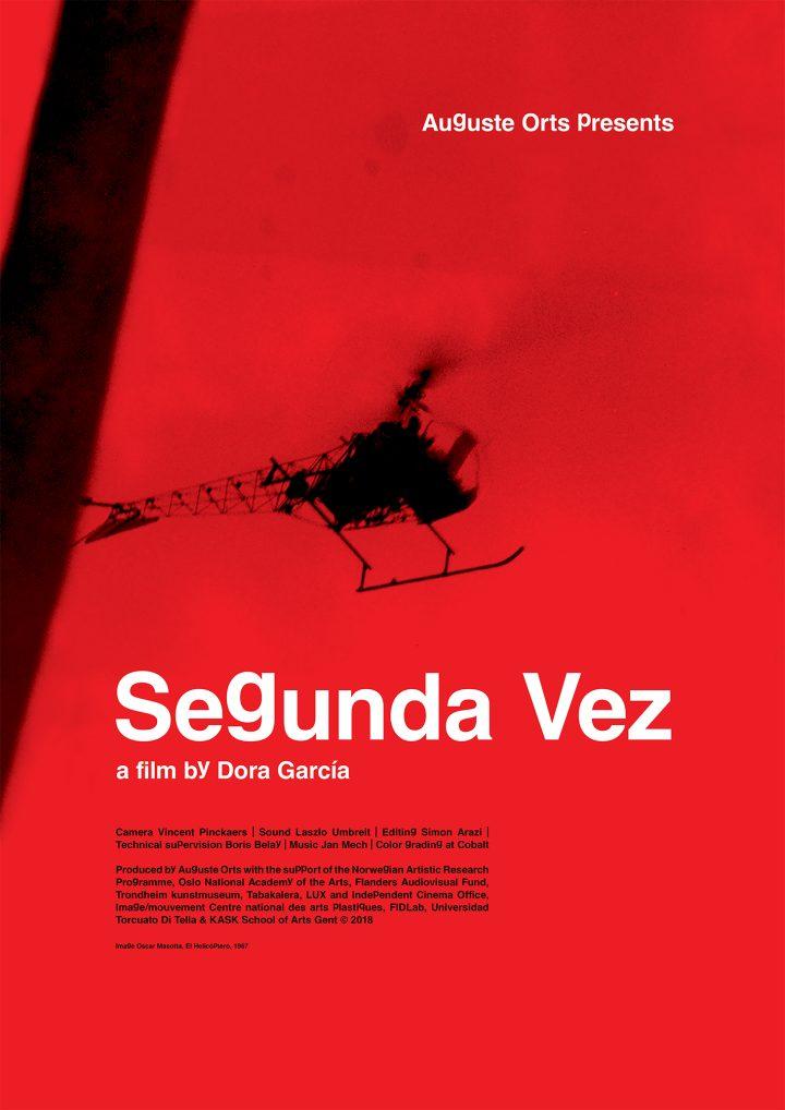 Segunda Vez (2018) (image by Dora García)