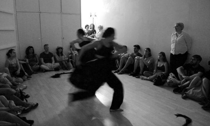 <em>Choreophobia</em> (image courtesy of Lilian Nejatpour)