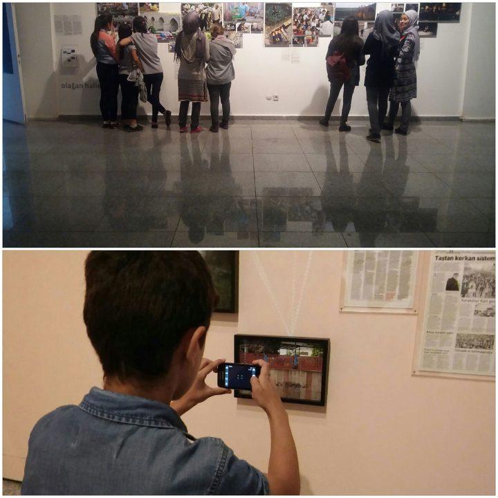 "Diyarbakır Arts Center's ""BAK: Revealing the City Through Memory,"" 2016 (image via Diyarbakir Sanat Facebook Merkezi Public Facebook Group)"