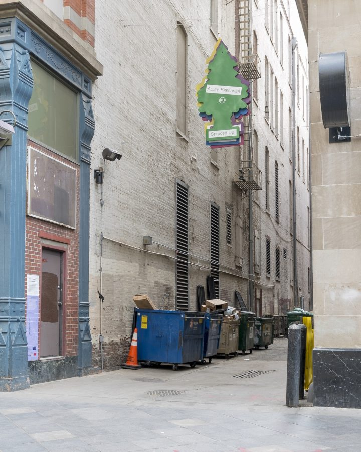 Denver Shooting Downtown Today: A Denver Art Project Envisions Alleys As Social Spaces