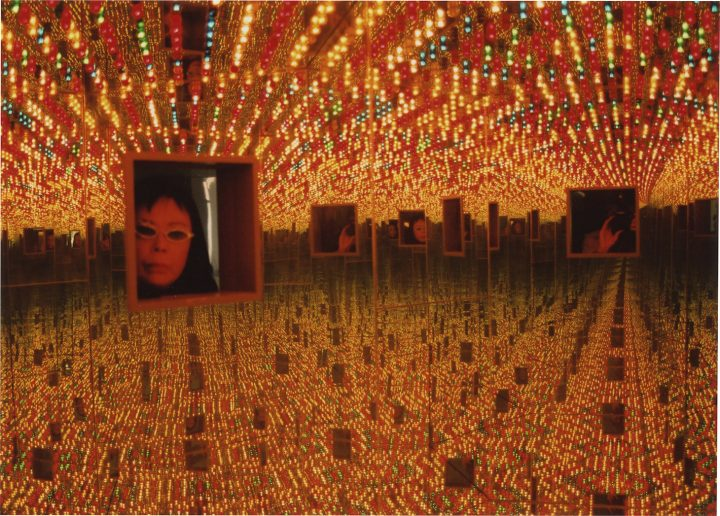 To Infinity And Beyond Yayoi Kusama Grapples With Conventions