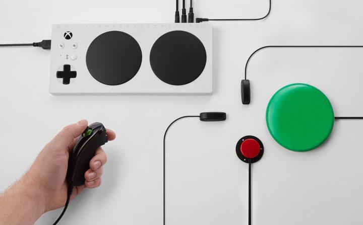 Xbox Adaptive Controller (image via Xbox Wire)