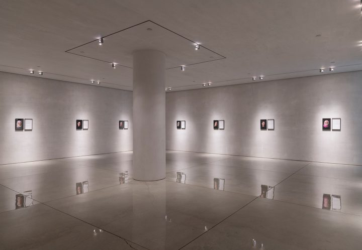 <em>Cairo Stories</em> installation view (image courtesy Mary Boone Gallery)