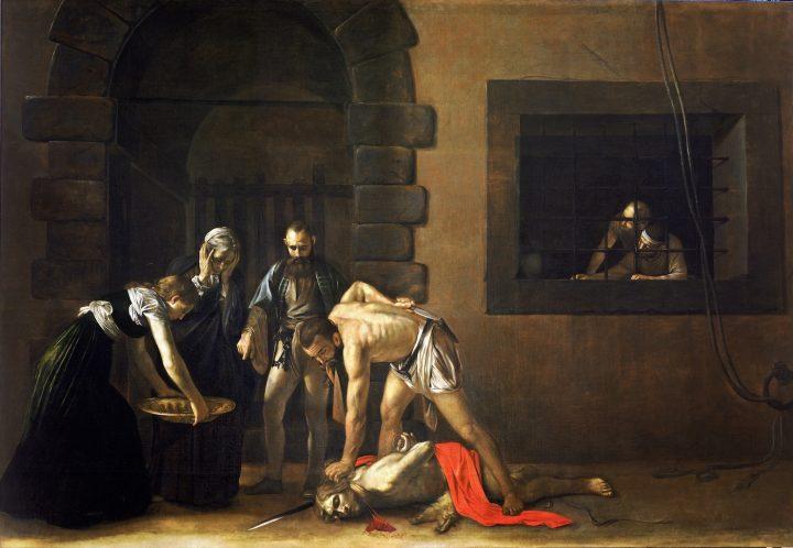 Caravaggio's Mark of Madness