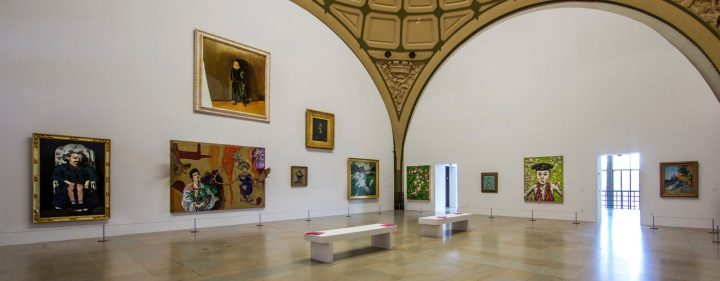 D Exhibition : Brash self flattering macho excess at the musée dorsay
