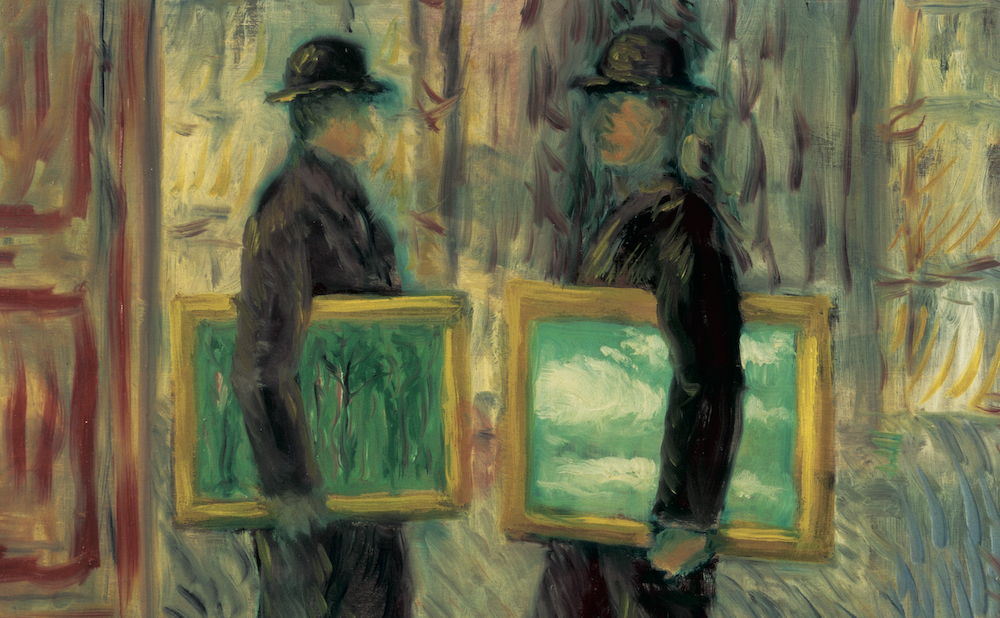 What To Call This Fifth Season >> René Magritte's Bad Paintings