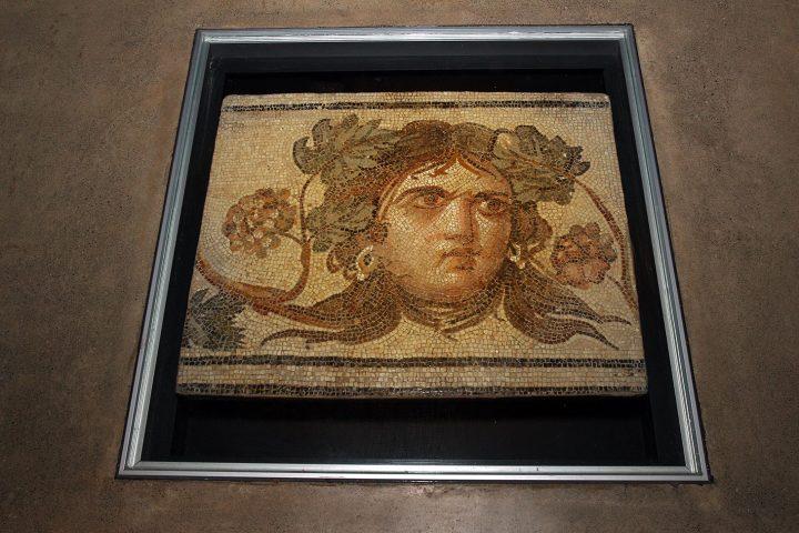 Turkish mosaic (image courtesy Bowling Green State University)