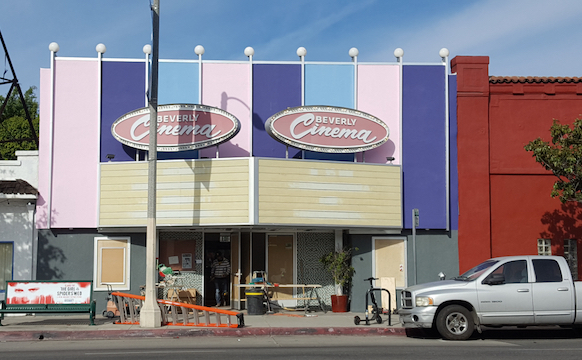 LA's Venerated New Beverly Cinema Returns with Classic Programming