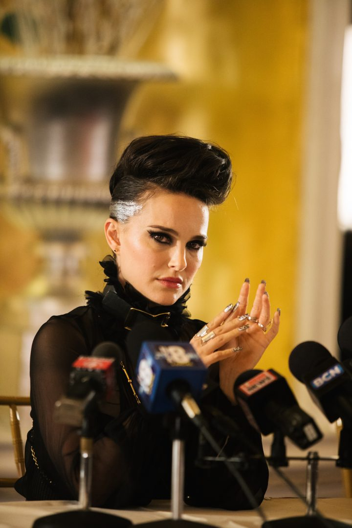 In Vox Lux, Pop Music Is a Shield Against Contemporary Horrors