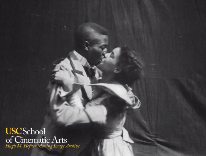 https://hyperallergic.com/476396/a-kiss-in-a-1898-silent-film-is-the-earliest-cinematic-depiction-of-black-love/