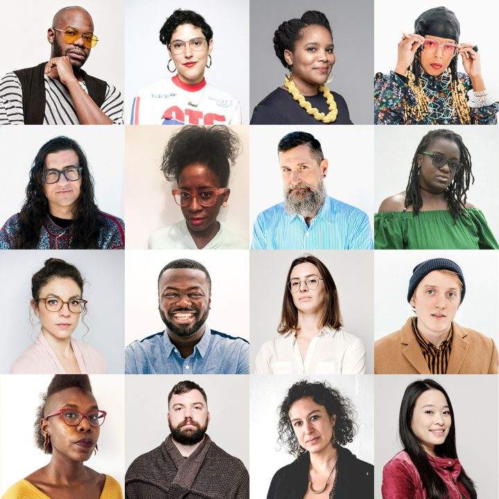 Red Bull Arts Detroit 2019 Residents & Fellows (image courtesy Red Bull Arts Detroit)