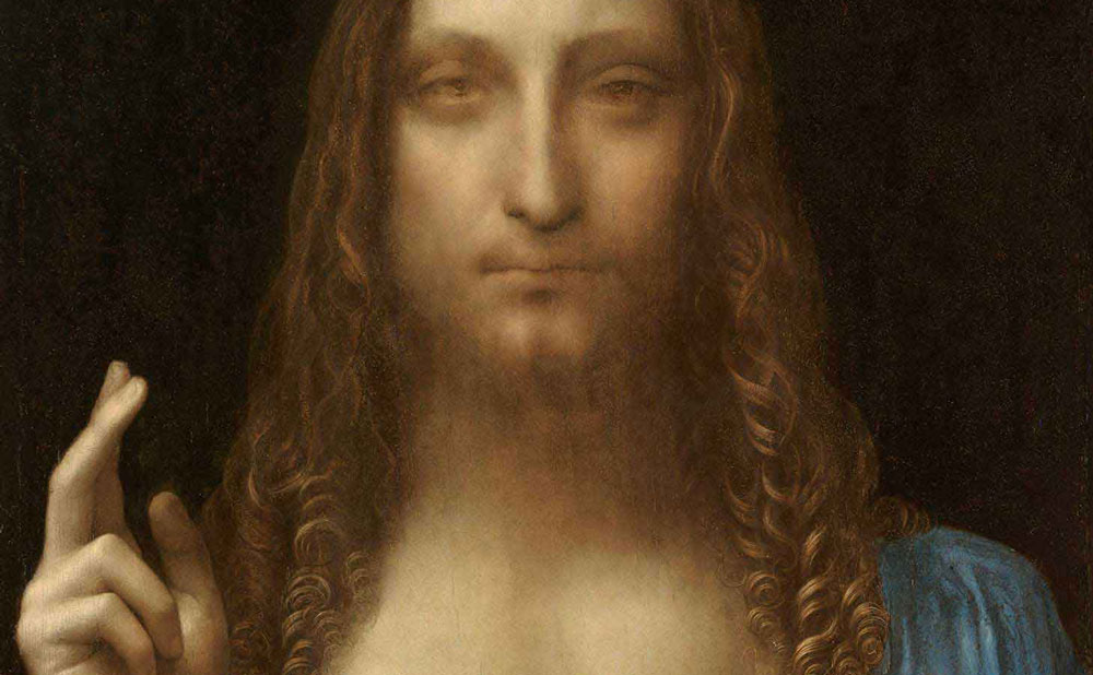 has the salvator mundi really gone missing unpacking the latest conspiracy theory. Black Bedroom Furniture Sets. Home Design Ideas