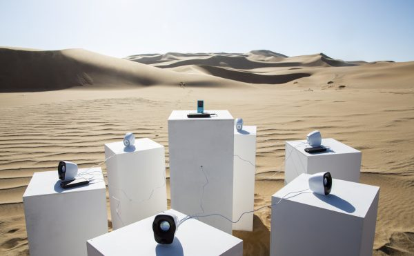 hyperallergic.com - Zachary Small - Somewhere in the Namibian Desert, Toto's 'Africa' Is Playing … Forever