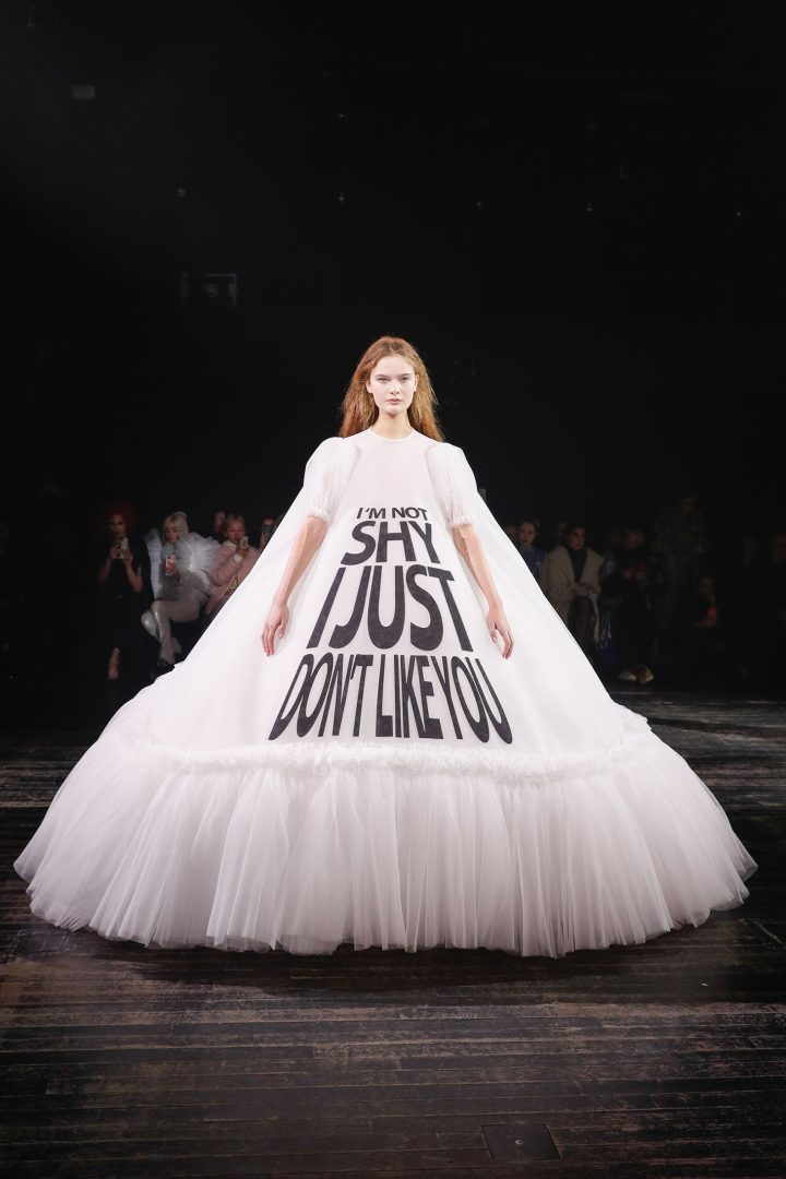 Viktor & Rolff, Haute Couture, Spring/Summer, 2019