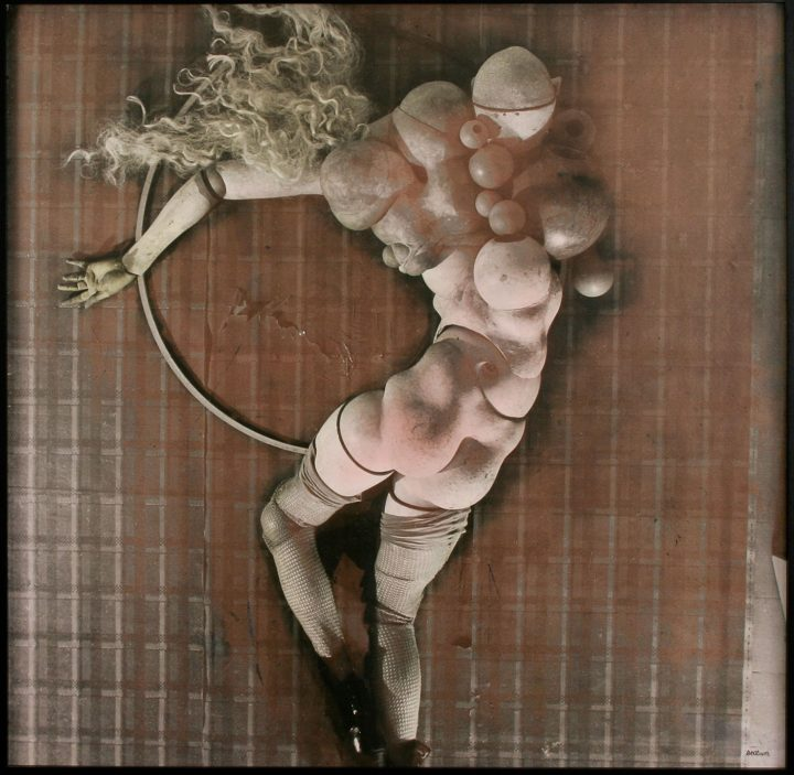 """Hans Bellmer, """"The Doll"""" (1935) (image courtesy Ubu Gallery, New York and Gallerie Berinson, Berlin, © Artists Rights Society (ARS), New York / ADAGP, Paris)"""