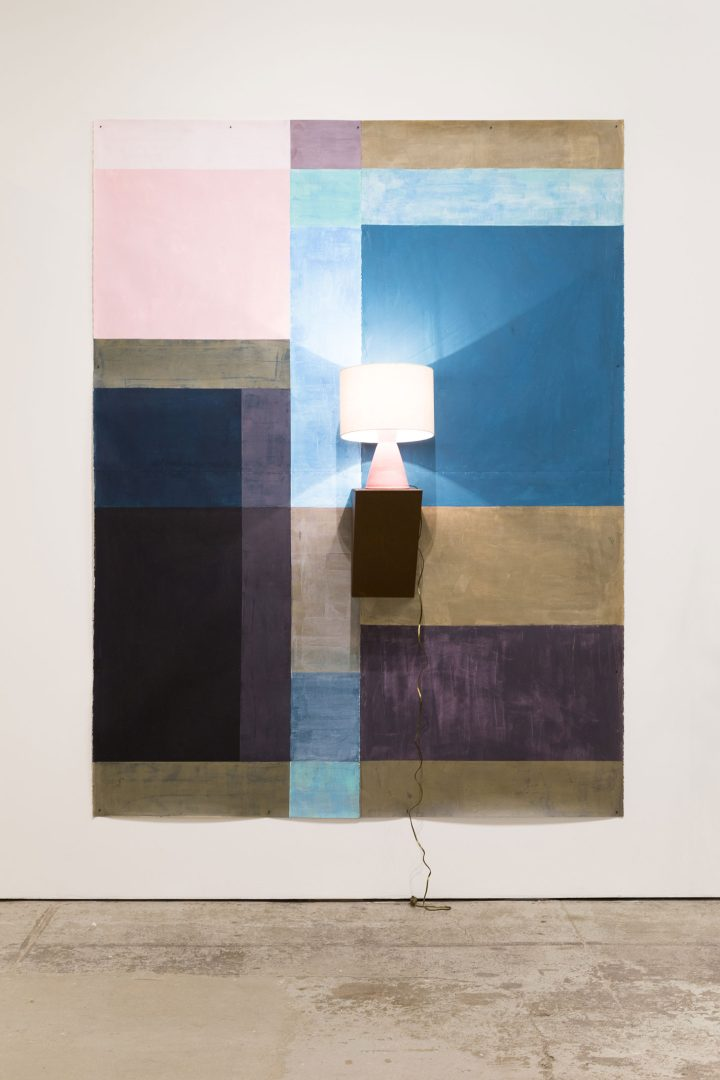 """Tyanna Buie, """"Mid-Century Lamp"""" (2019)"""