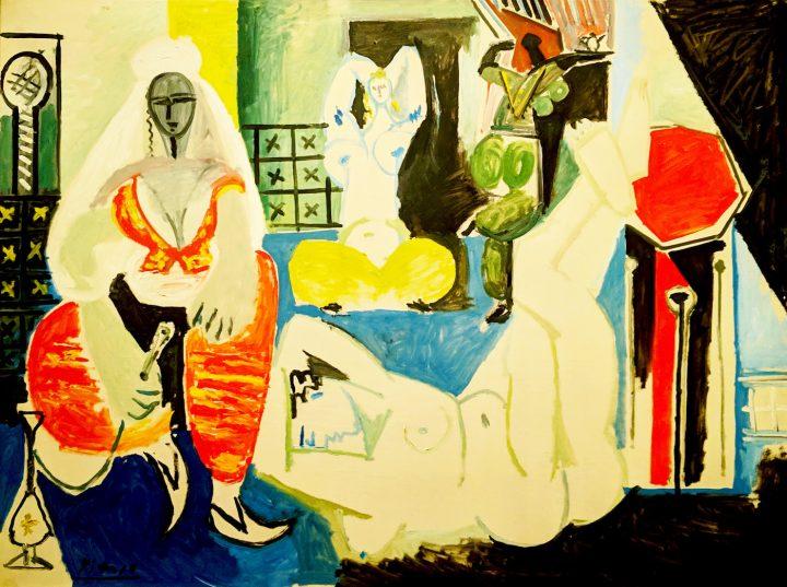 Odalisque (painting) matisser