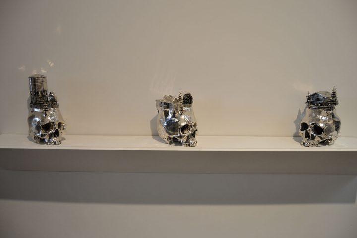 Frodo Mikkelsen, installation shot, SFA Projects