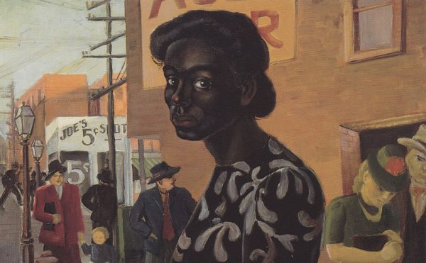 245810772d8 Delving Into the Story of a Black Woman Waiting for a Bus in Postwar Los  Angeles