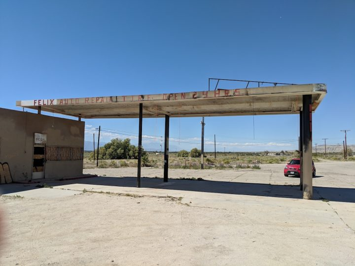 The Desert X Biennial in the California Desert Appears to Ignore Its Surroundings