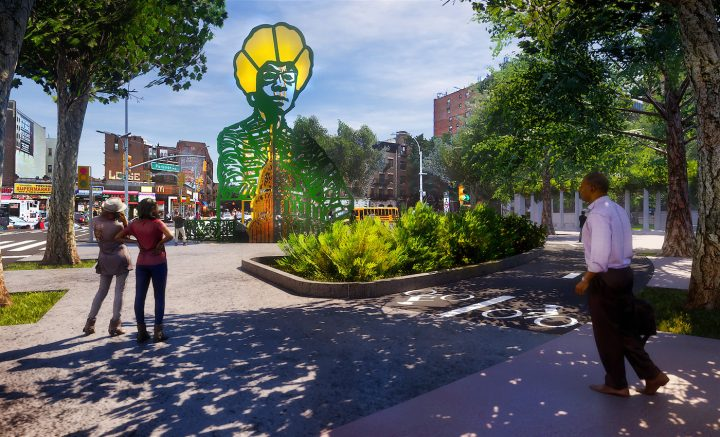 Winning Artists Announced for Monument to Shirley Chisholm, the First US Black Congresswoman