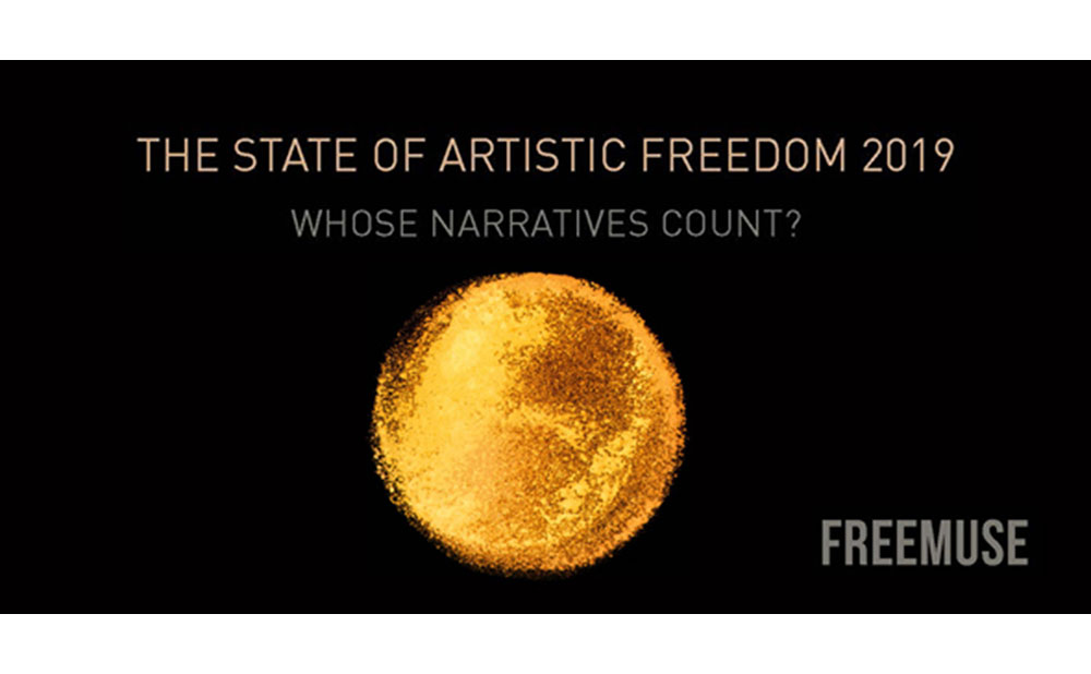 New Report Outlines the Threats to Artistic Freedom in 2018