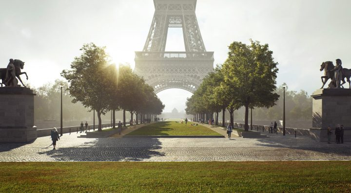 Week in Review: Paris Will Get a 100-Acre Park, Democrats Propose Increased Budgets for NEA and NEH