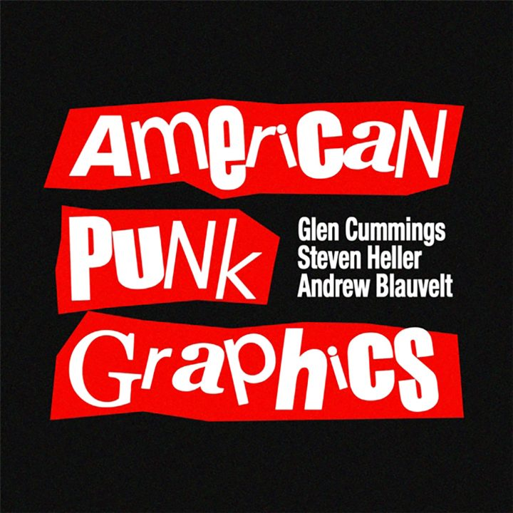American Punk Graphics (image courtesy Museum of Arts and Design)