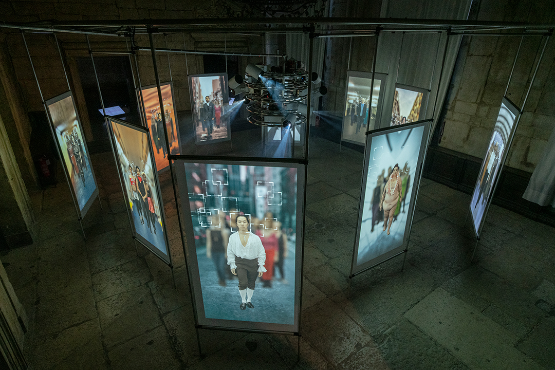 """Shu Lea Cheang's """"3x3x6"""" At The Venice Biennale, Examines"""