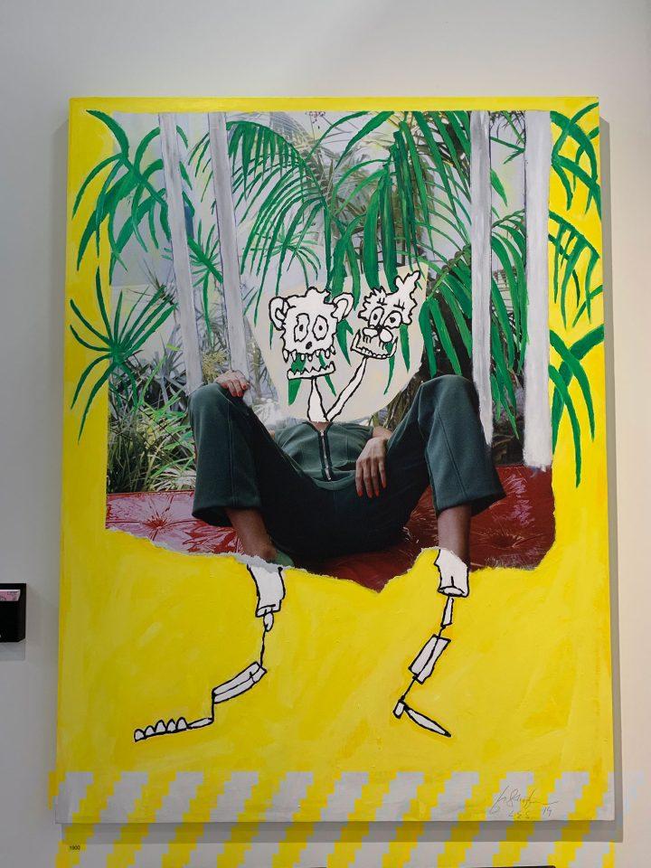 Michael Steigler, The Other Art Fair