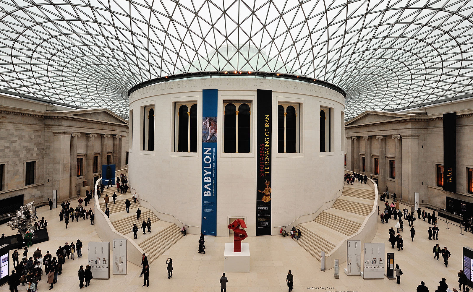 British Museum Workers Issue Statement in Support of Trustee Who Resigned - Hyperallergic