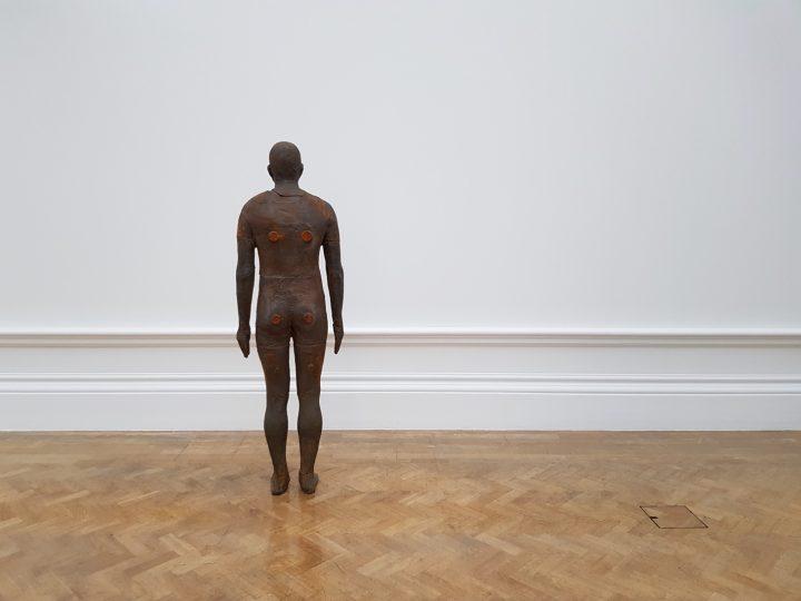 Antony Gormley Explores the Body as a Space Within a Space