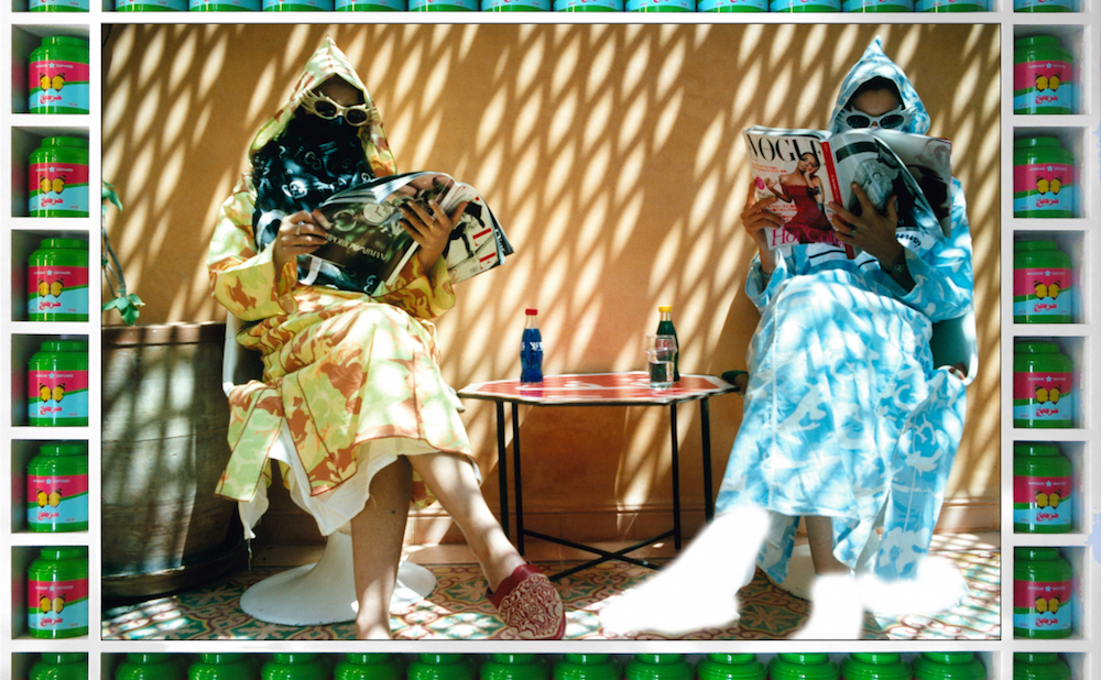 The Prismatic, Kitsch, and Glam World of Hassan Hajjaj