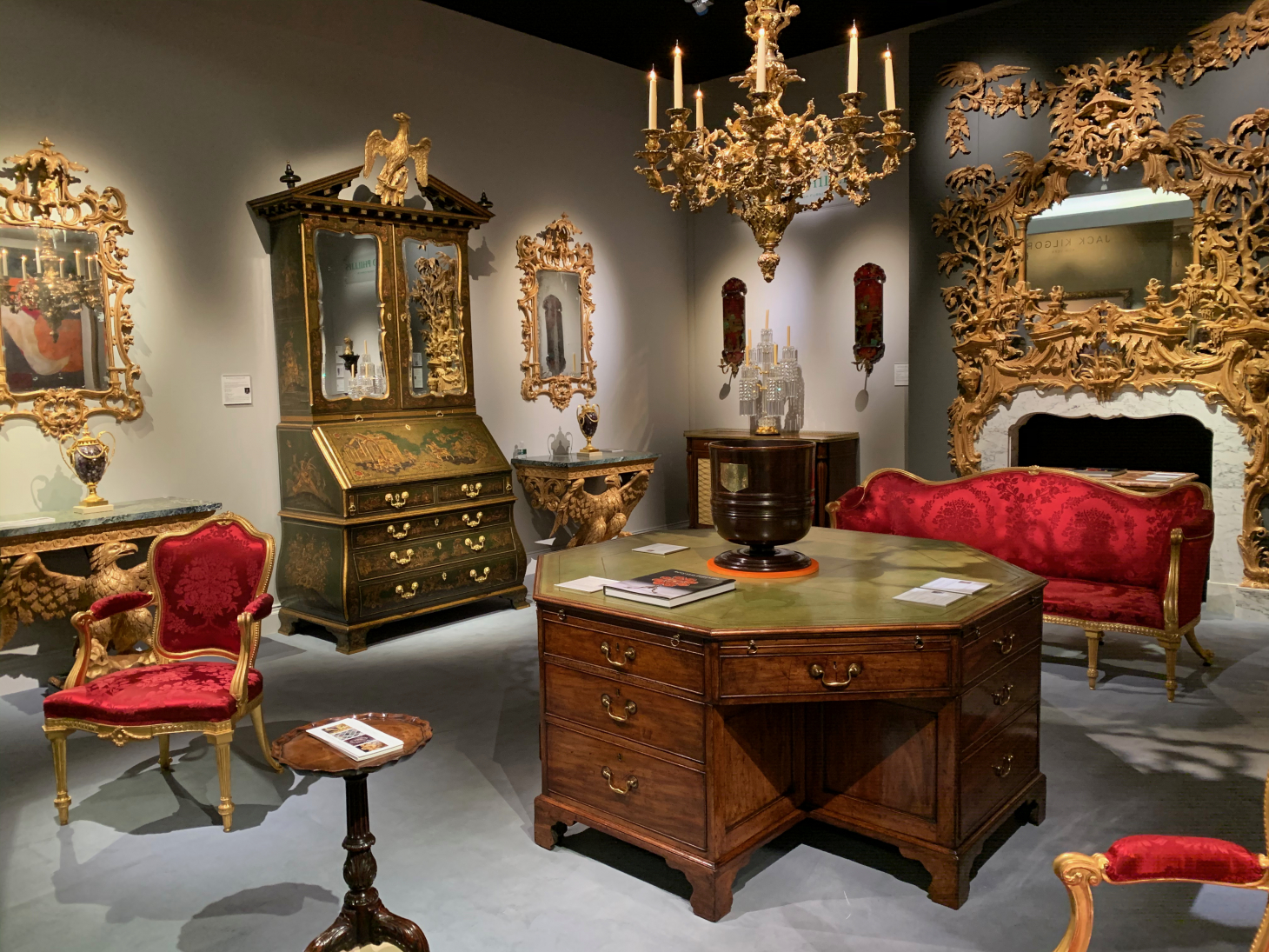 TEFAF 2019, Safe And Champagne-filled With A Few Elements